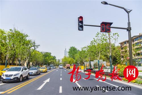 南京22条修路计划进展 这4条道路国庆前亮相