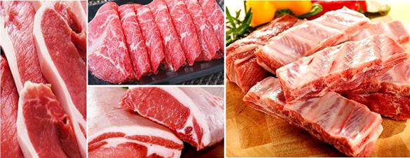 中勤后勤保障产业发展有限公司生态猪肉项目正