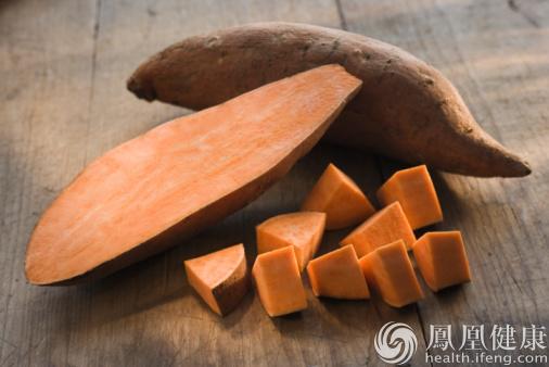 抗癌蔬菜排行榜红薯位列第一