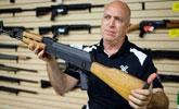 买枪如买菜!美国枪械超市令人大开眼界