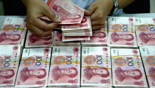 中国放松汇率管制后 人民币创6月来最大单日跌幅