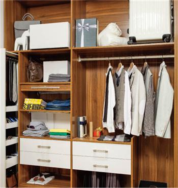 能收纳能化妆能除味的衣柜你见过吗?