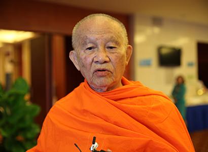 泰国僧王:各国领袖中国交流意义重大