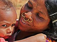 走近印度最古老民族