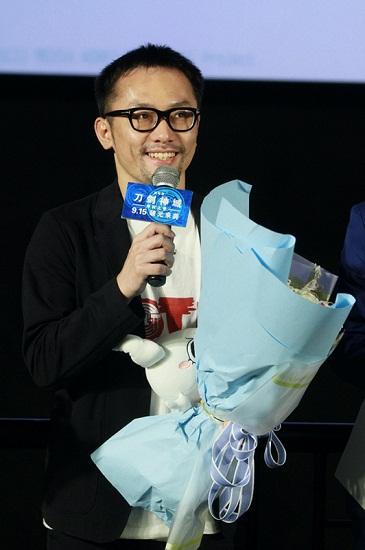 """《刀剑神域》全国热映 """"唯一神""""现场配音引发高潮"""