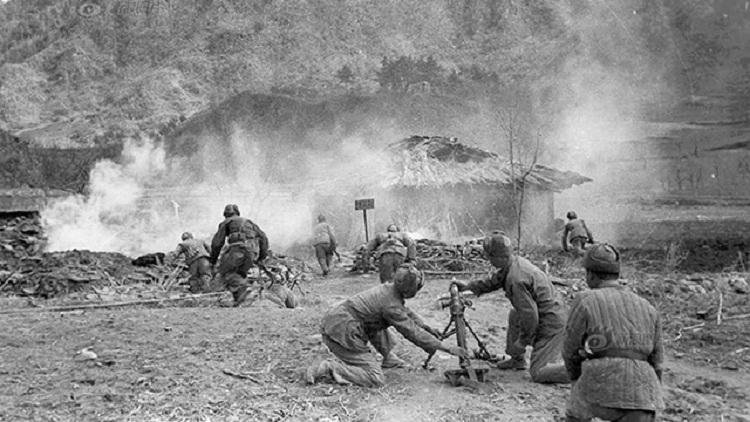 朝鲜战争志愿军有多顽强?看这个就知道了
