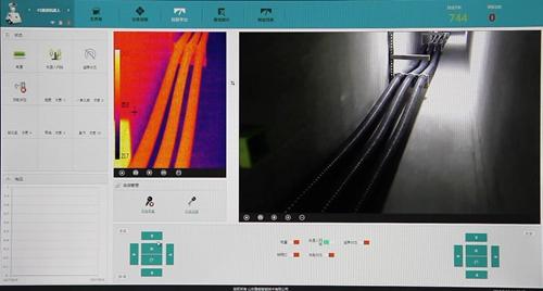 温湿度等信息;声音检测部件对隧道内异常声响发出报警信息,并伴有声光