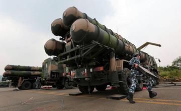 红旗9防空导弹
