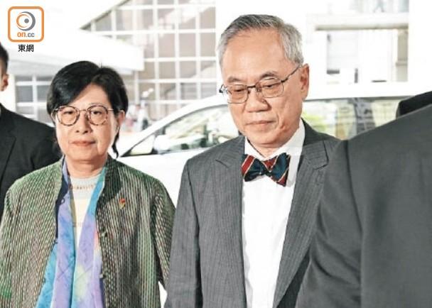 香港前特首涉贪腐余罪今日预审 法官曾限制报道