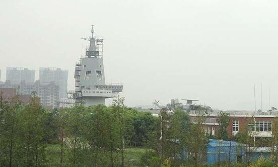 航空母舰--从武汉航母楼看中国下一代航母 比美军福特还强?