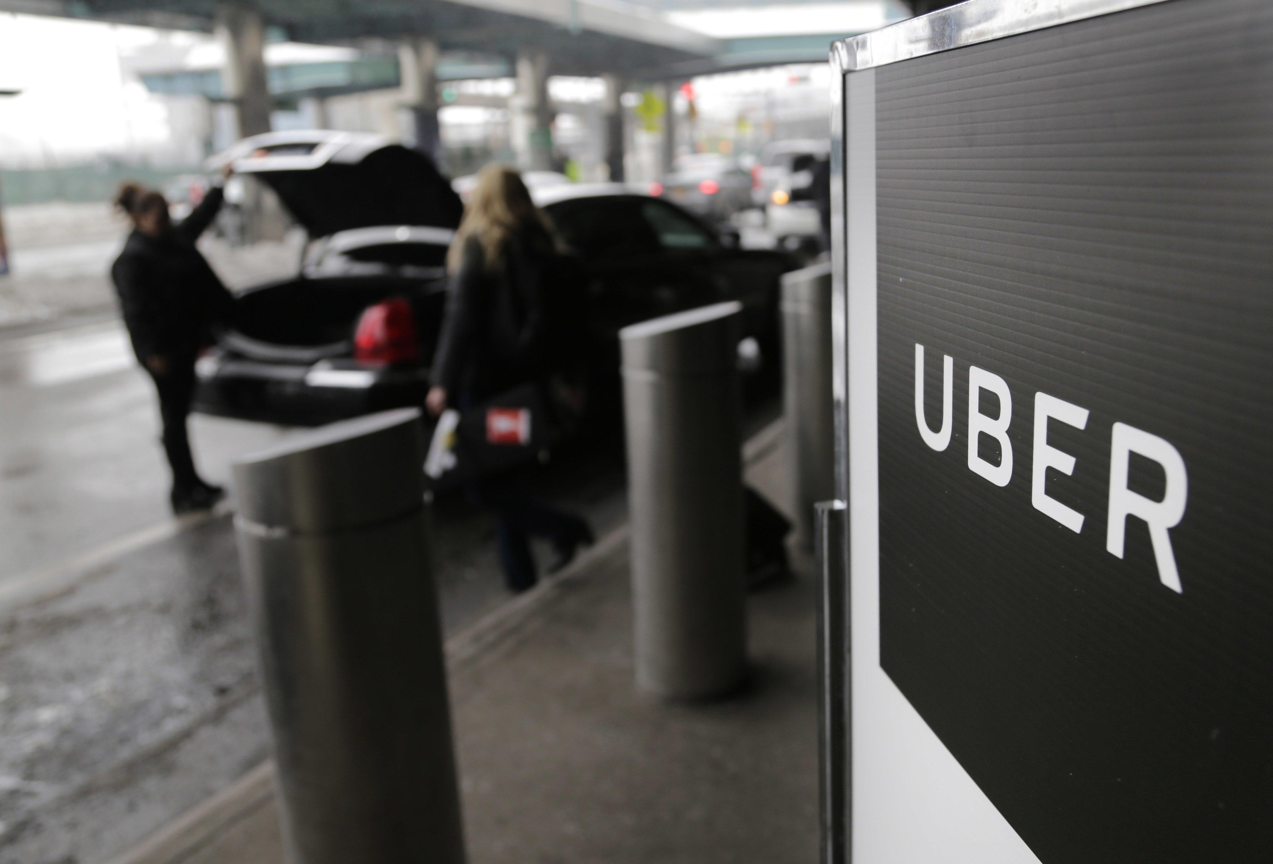 遭大股东反对 软银数十亿美元入股Uber遇阻