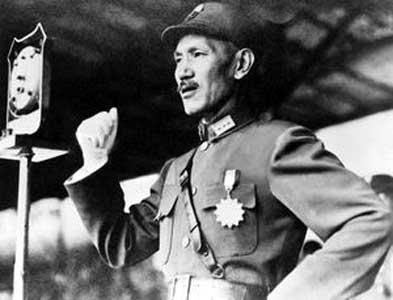 蒋介石曾称哪位共和国开国大将就是黄埔精神