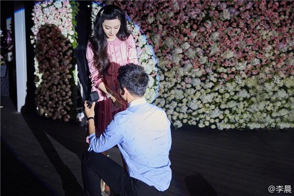 歪阅:专访范冰冰:感谢命运让我遇到了李晨这样完美的男人
