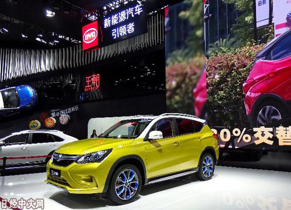 中国要打一场汽车产业翻身战 曾犯下两大失误(图)