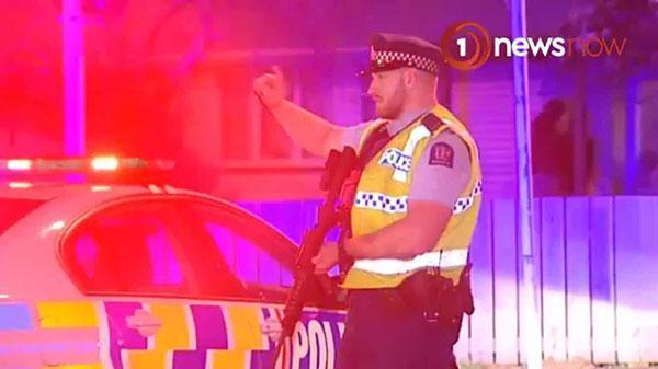 新西兰最大城市奥克兰南部发生枪击 已致3人受伤