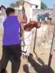 老汉欲强暴10岁女童被鞭打