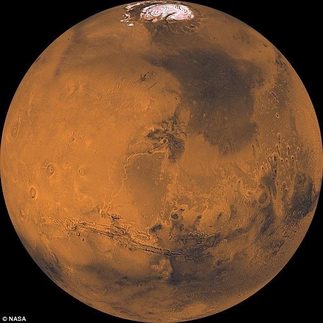 NASA考虑修改火星航天员DNA 对抗宇宙辐射