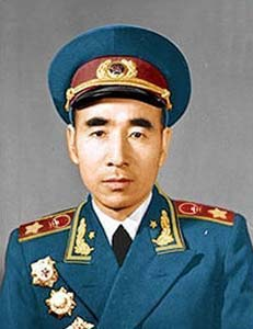 55年授衔后毛泽东曾欲让哪位元帅脱军装管对台谈判