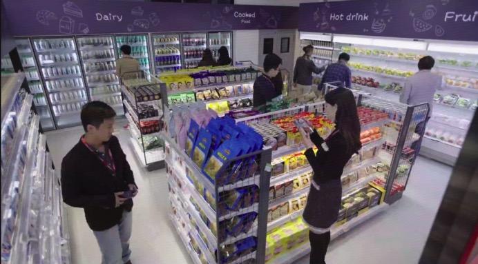京东推无人黑科技 无人超市、便利店将于11·11开业