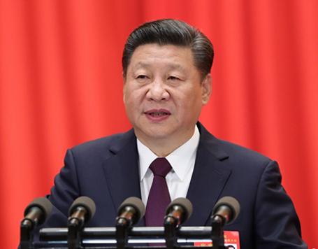 共产党第十九次全国代表大会在北京隆重开幕