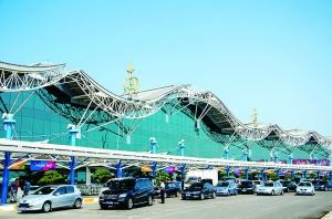 南京禄口机场T11.76老烈火传奇私服T2航站楼将合体_改造面积超11万平