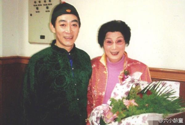越剧表演艺术家傅全香去世 六小龄童发文悼念