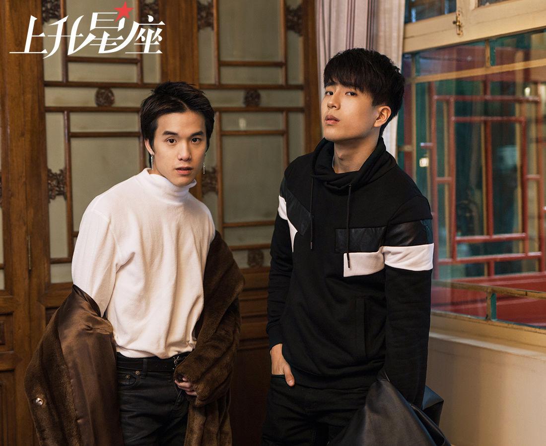 短暂的胡同之旅也要告一段落,两个小哥哥也来了个帅气的ending。Non和James也期待下次能来中国,希望以后有机会出演接地气的中国作品。