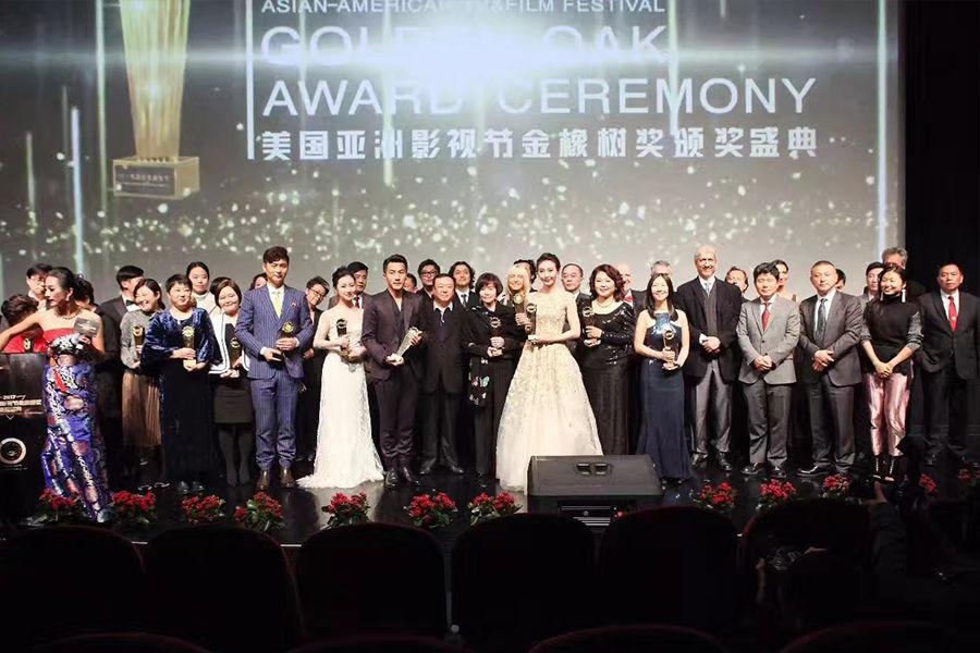 《花开如梦》荣膺美国金橡树年度优秀电视剧奖