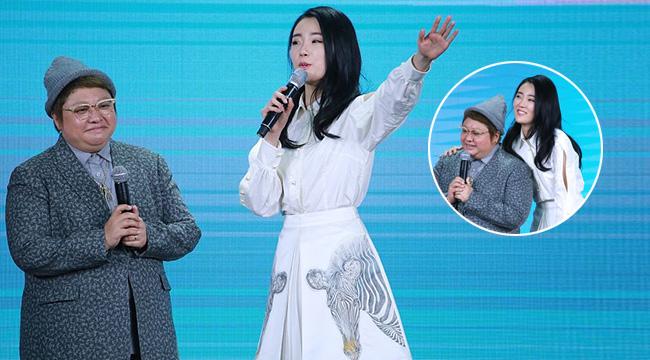 张凯丽20岁漂亮女儿正式出道 韩红来撑场…