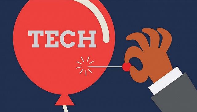 硅谷泡沫是一个伪命题吗?