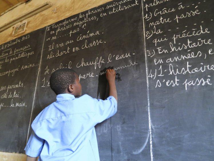 20000名教师考小学试卷不及格 将被解雇