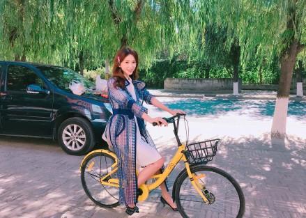 林志玲被曝复合后首晒照 照片甜美却被网友发现亮点