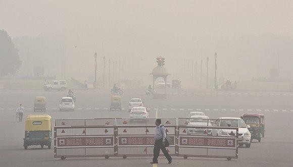 """PM2.5双双爆表 雾霾能让印度巴基斯坦""""走得更近""""?"""