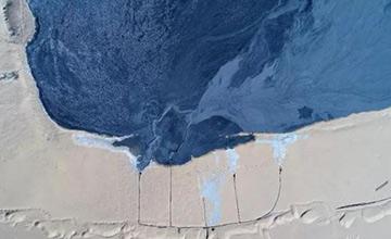 青海一企业被曝向沙漠排重金属污染物