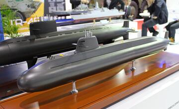 中国三款外销潜艇曝光引发关注 简装核潜出口泰国