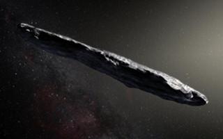 NASA证实太阳系迎来首个星际访客:4个足球场宽