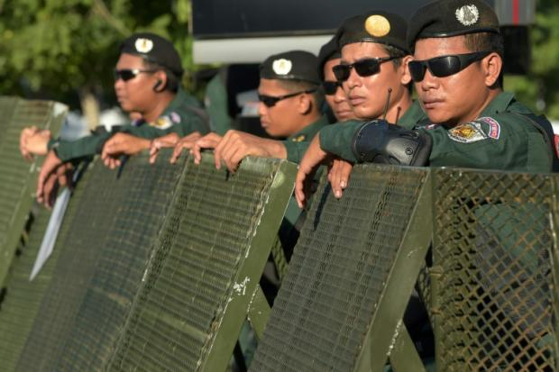 柬埔寨解散最大反对党,欧美为何急得直跺脚?