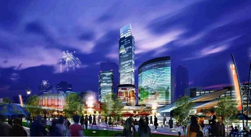 青岛连续发布城区大规划:崂山区将接轨世界