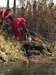 男童失踪3天后 垃圾沟发现尸体