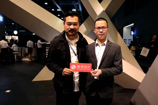 陈子俊&露美娜李春权:人造石英石可塑性强《桩阵》作品惊艳广州设计周