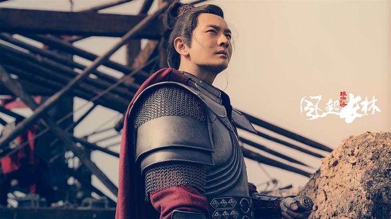 《琅琊榜2》将播 黄晓明刘昊然续写热血长歌
