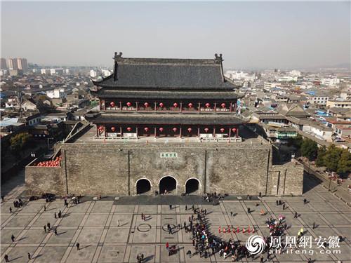 文化大安徽 | 潘小平:凤阳有一座明故宫