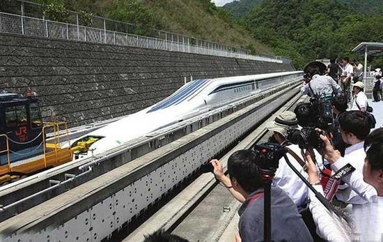 日本制造又曝丑闻 这次涉及引以为傲的磁悬浮高铁