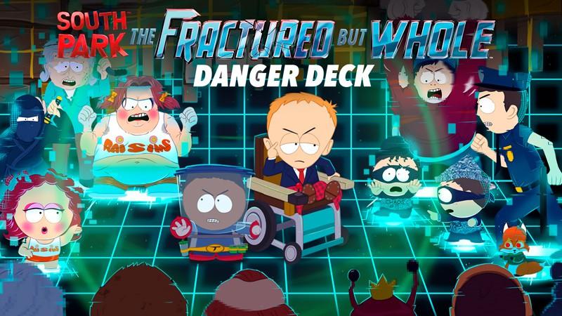 《南方公园完整破碎》首部额外内容《Danger Deck》现已正式上线