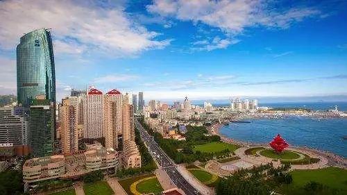 5,青岛入围全国第一批20个城市设计试点城市