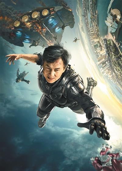 成龙也救不了华语科幻 《机器之血》口碑扑街