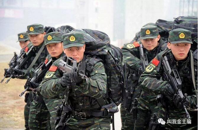 军事资讯_新武警,只姓军!_凤凰军事