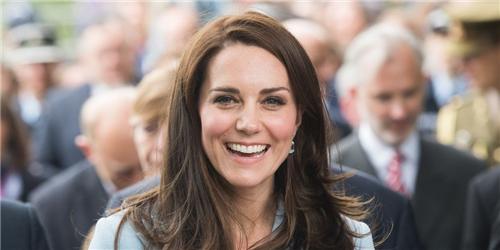 凯特王妃她穿什么品牌,都会迅速走红