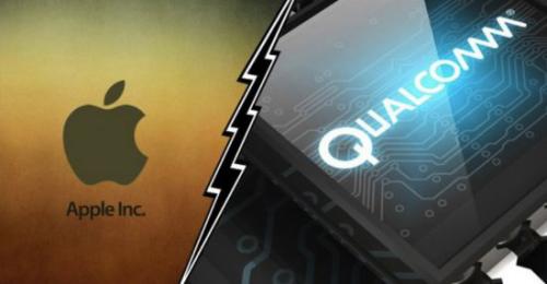 苹果隐瞒对高通不利的证据 被罚每天交2.5万美元罚金