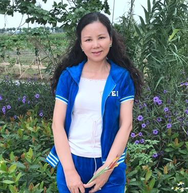 青岛市以琳康教展能中心主任 在无人依靠的时候像个披荆斩棘的女英雄